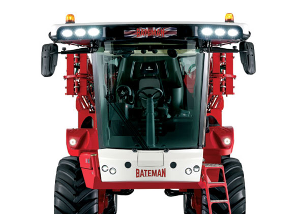 Bateman RB55 Upgrade