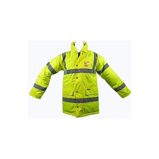 Bateman Sprayers Hi Vis Jacket