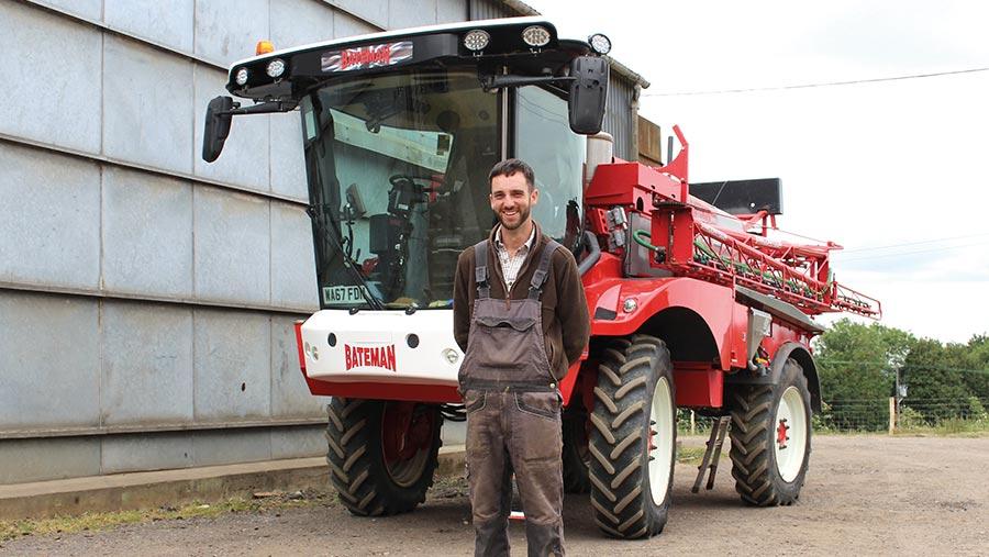 Luke Haynes Farmers Weekly