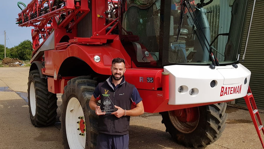 Matt Fuller Farmers Weekly