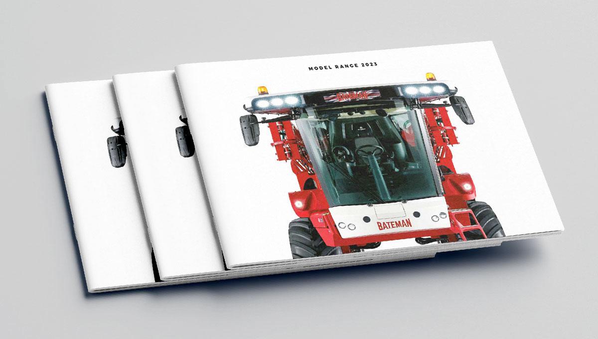 Bateman Sprayers 2021 Range Brochure
